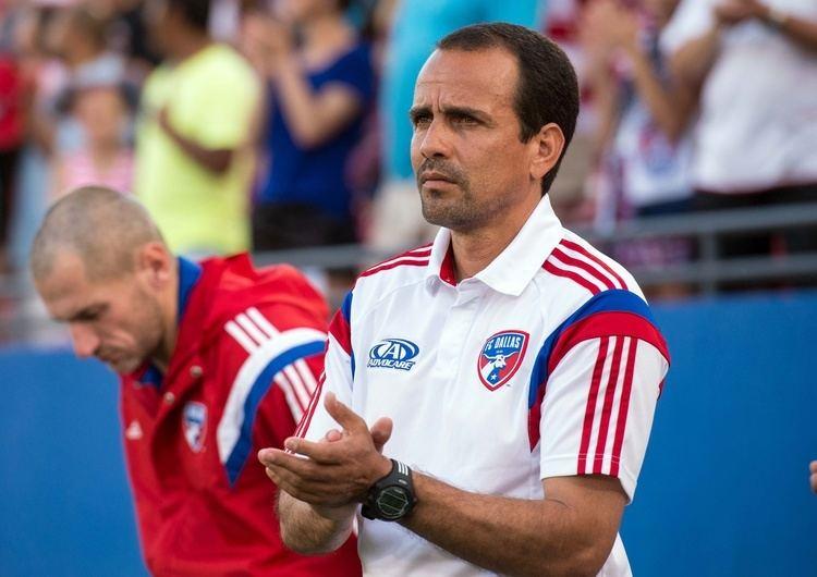 Óscar Pareja SBI MLS Coach of the Year Oscar Pareja SBI Soccer
