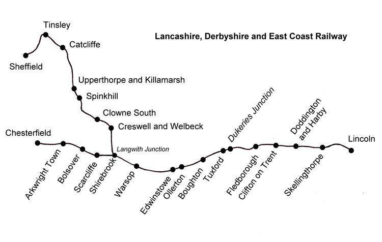 Scarcliffe railway station