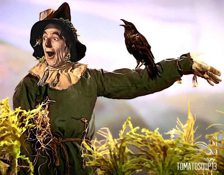 Scarecrow (Oz) The Scarecrow The Wizard of Oz Ray Bolger by tomatosoup13 on