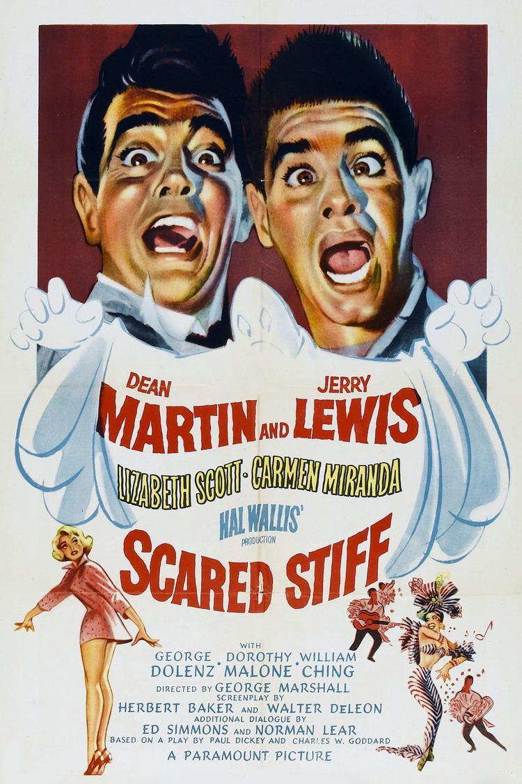 Scared Stiff (1953 film) wwwgstaticcomtvthumbmovieposters97p97pv8
