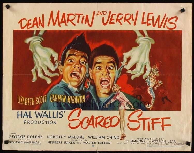 Scared Stiff (1953 film) Scared Stiff English Movie 1953 YouTube