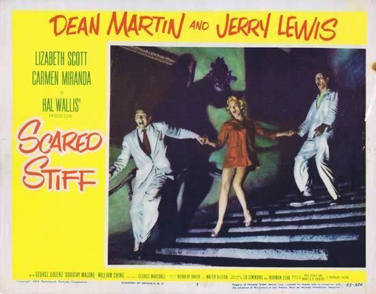 Scared Stiff (1953 film) Scared Stiff 1953 film Alchetron the free social encyclopedia
