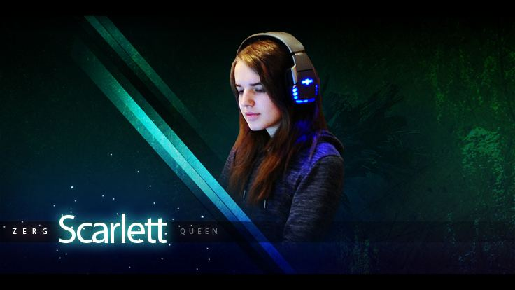 Scarlett (StarCraft II player) Scarlett considering retirement