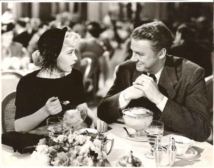 Scene of the Crime (1949 film) Gloria DeHaven and Van Johnson in Scene of the Crime 1949 Directed