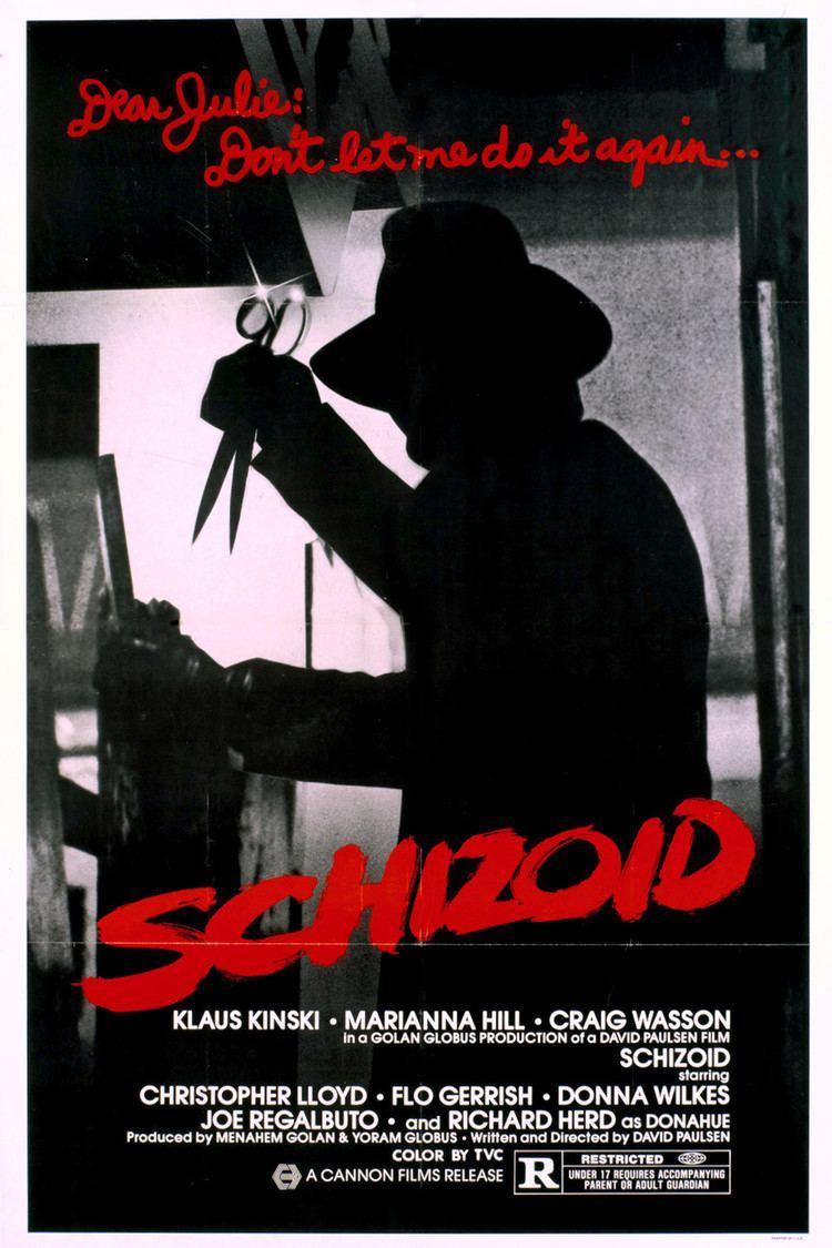 Schizoid (film) wwwgstaticcomtvthumbmovieposters41008p41008
