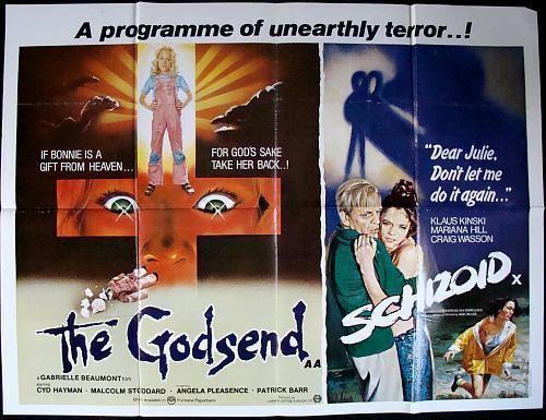 Schizoid (film) The Godsend UK 1980 HORRORPEDIA