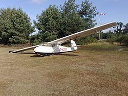 Schleicher Ka-4 Rhönlerche II Schleicher Ka 4 Wikipedia