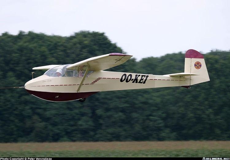 Schleicher Ka-4 Rhönlerche II Airlinersnet