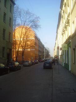 Schleißheimer Straße (Munich) httpsuploadwikimediaorgwikipediacommonsthu