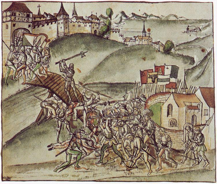 Schlieren, Switzerland in the past, History of Schlieren, Switzerland