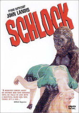 Schlock (film) Amazoncom Schlock Forrest J Ackerman Eric Allison Tom Alvich