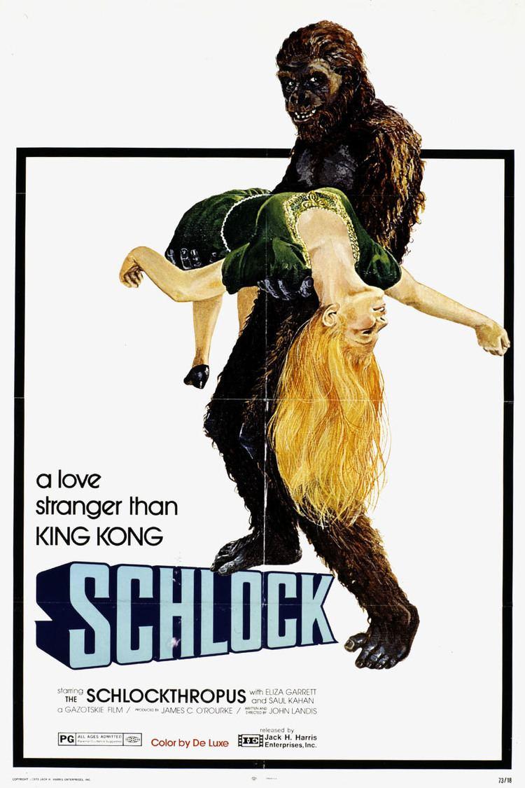Schlock (film) wwwgstaticcomtvthumbmovieposters40919p40919
