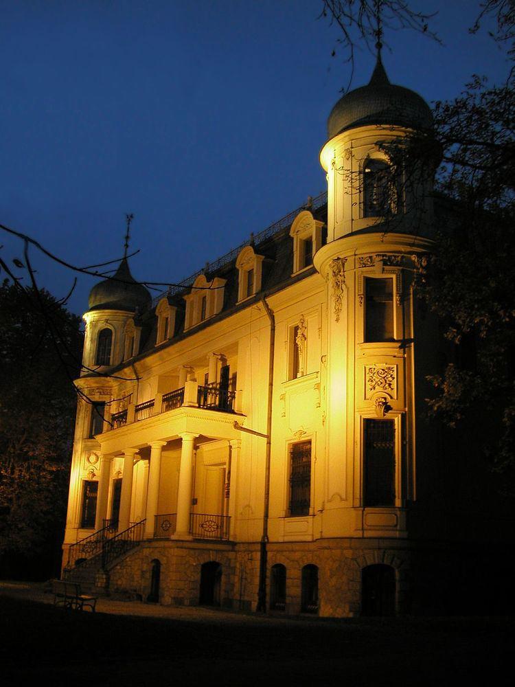 Schön Palace (Sosnowiec)