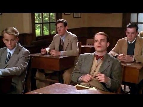School Ties School Ties French test Matt Damon Brendan Fraser 1992 YouTube