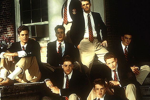 School Ties See the Cast of School Ties Then and Now