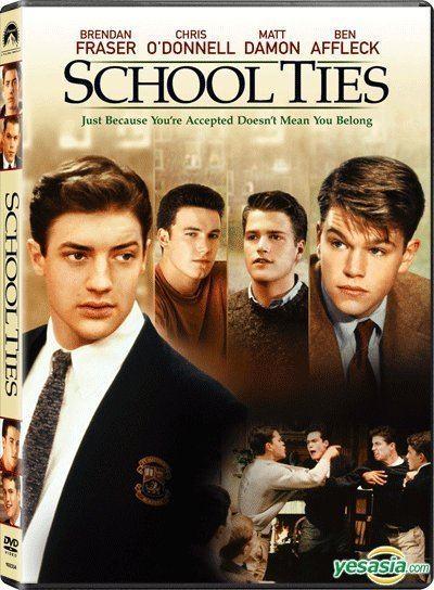 School Ties YESASIA School Ties DVD Hong Kong Version DVD Brendan Fraser
