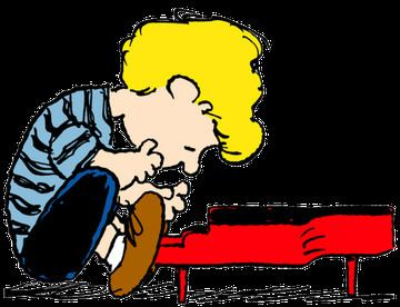 Schroeder (Peanuts) Schroeder Peanuts Wikipedia