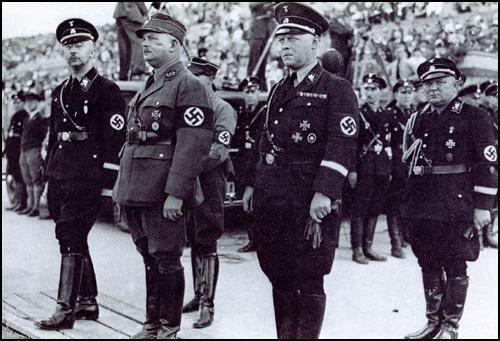 Schutzstaffel Schutzstaffel SS
