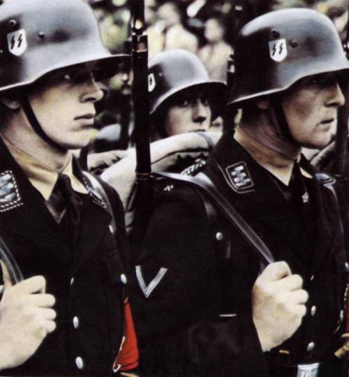 Schutzstaffel Schutzstaffel the SS