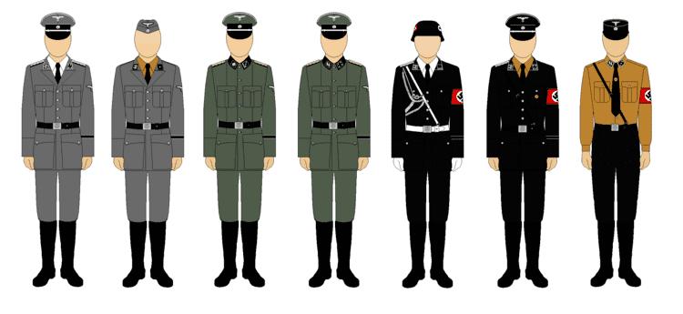 Schutzstaffel Schutzstaffel SS Uniforms by L0ganStark on DeviantArt