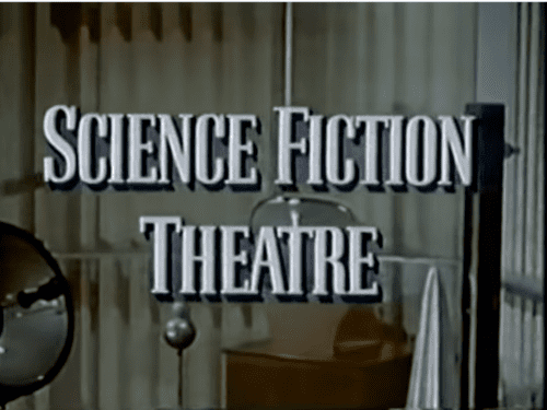 Science Fiction Theatre science fiction Timid Futures