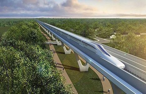 SCMaglev Japan Commits to Fund Baltimore Washington SCMaglev Project