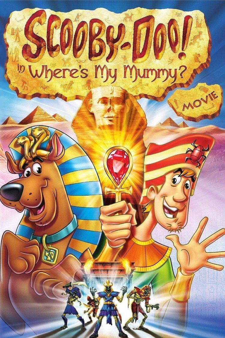 Image result for Scooby Doo! in Wheres My Mummy