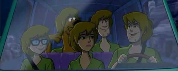 Scooby-Doo! Spooky Games movie scenes Scooby Doo Legend of the Phantosaur