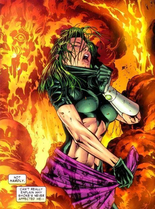 Scorpion (Carmilla Black) Carmilla Black aka Scorpion SHEILD Marvel Pinterest