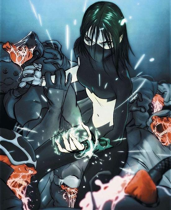 Scorpion (Carmilla Black) Scorpion Carmilla Black Marvel Universe Wiki The definitive