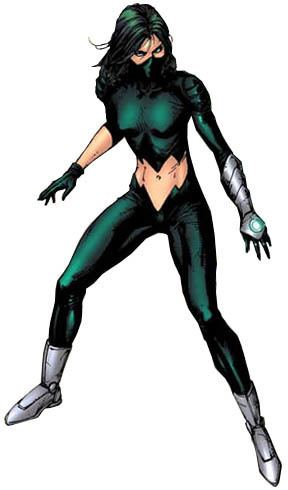 Scorpion (Carmilla Black) Character Scorpion Carmilla Black of the groups SHIELD