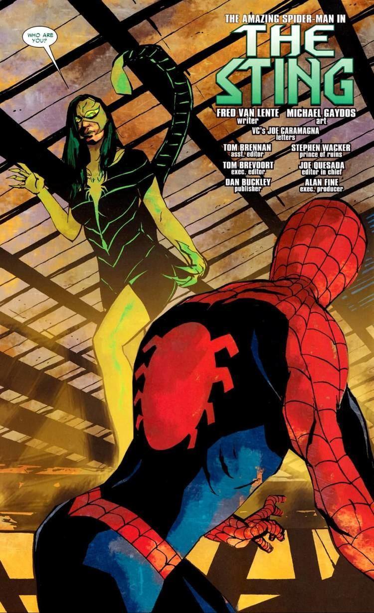 Scorpion (Carmilla Black) Daredevil vs Scorpion Carmilla Black Battles Comic Vine