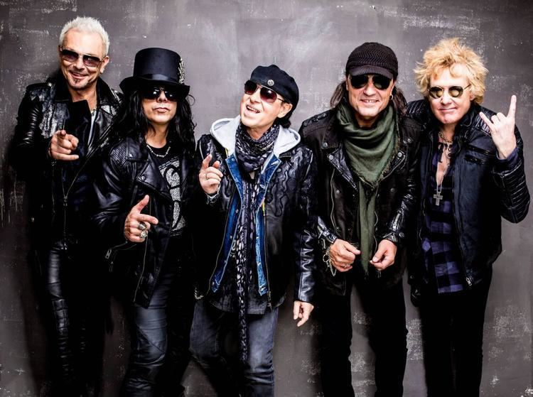 Scorpions (band) Scorpions 37 things you didn39t know about the band List