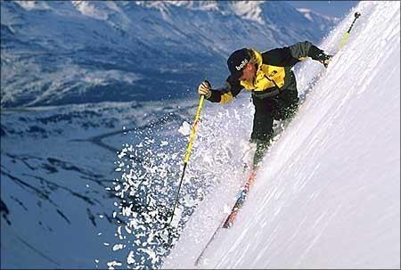 Scot Schmidt Scot Schmidt in the Mountain Zone