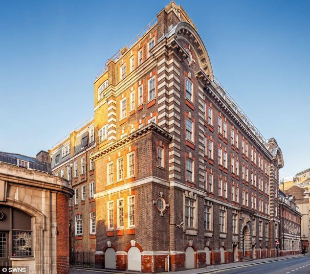 Scotland Yard (1941 film) movie scenes Exclusive address Great Scotland Yard in Whitehall pictured is set to be converted