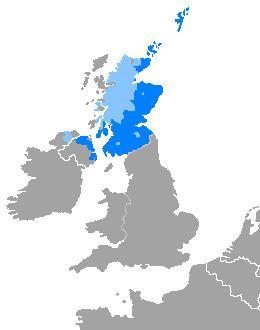 Scots language Scots leid Wikipedia