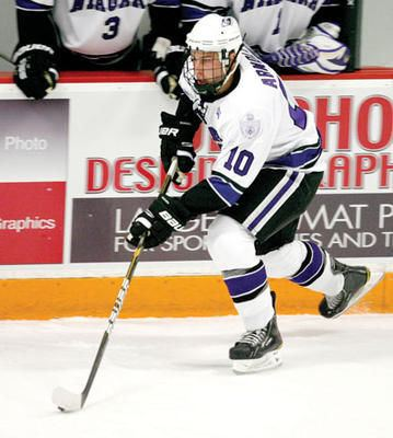 Scott Arnold (ice hockey) Scott Arnold signs contract with NHLs Coyotes Brockville Recorder