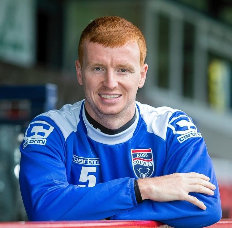 Scott Boyd Ross County Boyd to grab his chance in absence of Davies