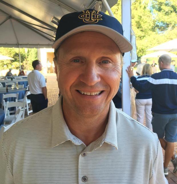 Scott Brooks NBA coach Scott Brooks supports UCI basketball before starting new