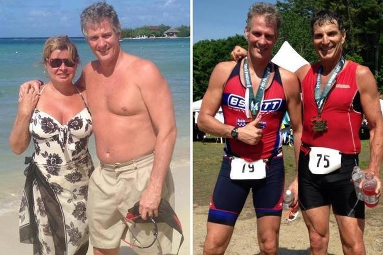 Scott Brown (politician) Former US Senator Scott Brown now pitching diet and energy