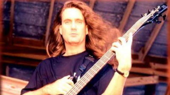 Scott Clendenin DEATH Sound Of Perseverance Bassist Scott Clendenin