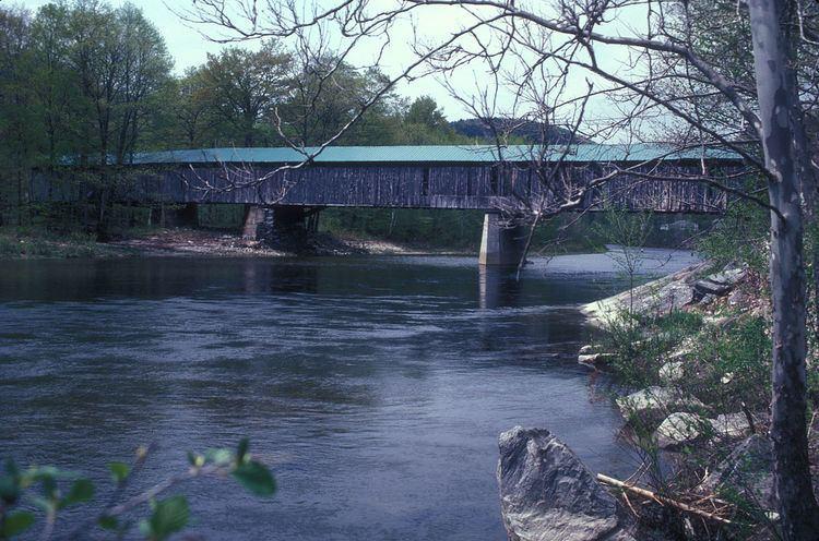 Scott Covered Bridge (Townshend, Vermont)