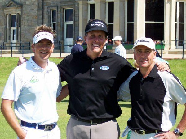 Scott Drummond Scott Drummond Keith Williams Golf Academies