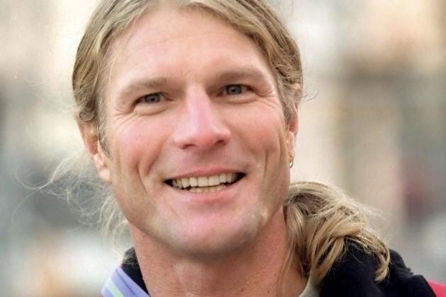 Scott Fischer It Came With The Frame Jake in Everest as Scott Fischer