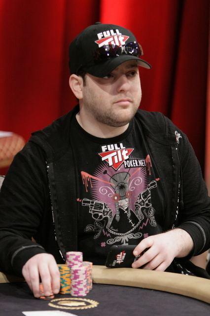Scott Fischman Scott Fischman emptyseat88 Poker Player