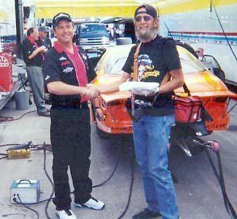 Scott Geoffrion Drag Racing List Pro Stock Star Scott Geoffrion Passes