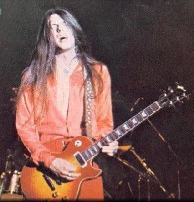 Scott Gorham Scott Gorham Dinosaur Rock Guitar