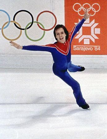 Scott Hamilton (figure skater) Scott Hamilton American figure skater Britannicacom