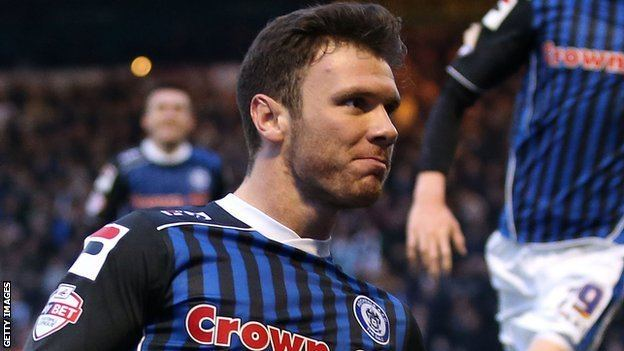 Scott Hogan BBC Sport Scott Hogan Brentford pleased with striker39s