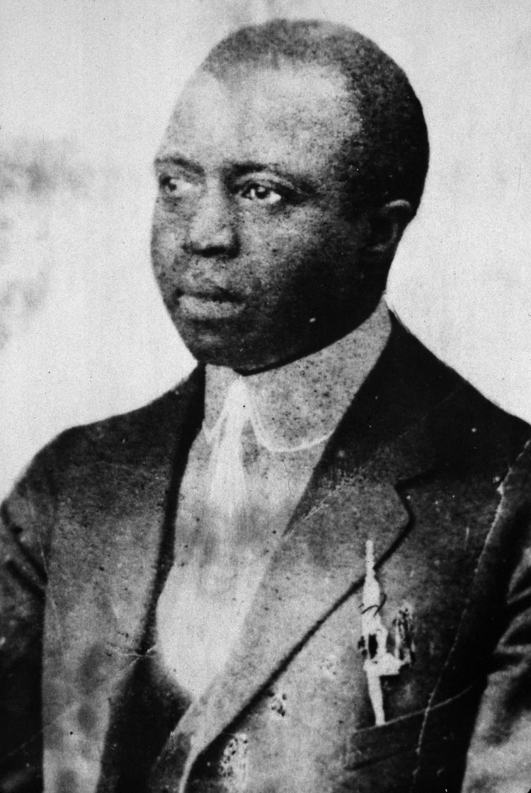 Scott Joplin WUOL Classical 905 Blackness in Opera Treemonisha